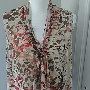 Coldwater Creek Sleeveless Blouse 18